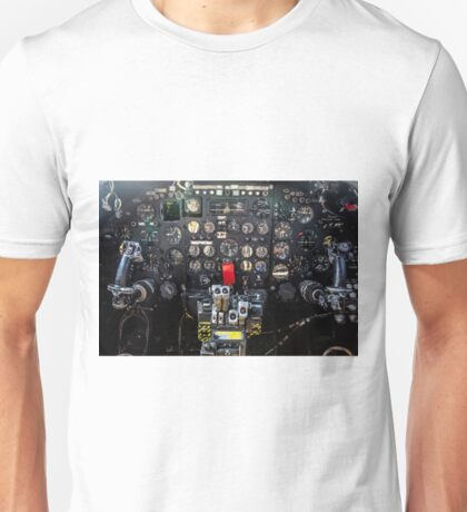 AVRO Vulcan Office Unisex T-Shirt