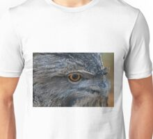 Tawny Frogmouth Owl Unisex T-Shirt