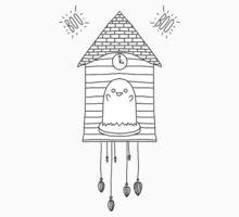 A Boo boo clock?! by kaelynnmara