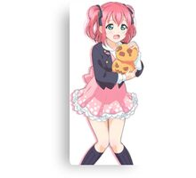 SSR : RUBY ☠ [unidolized] Canvas Print