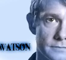 Dr. John Watson Sticker