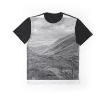 The English Lake District Graphic T-Shirt