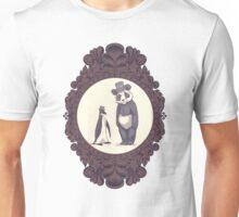 Charles and Darwin Unisex T-Shirt