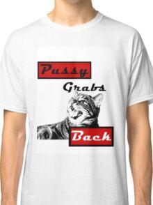 Pussy Grabs Back Classic T-Shirt