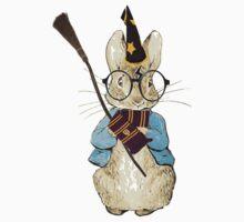 Potter Bunny One Piece - Short Sleeve