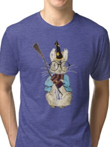 Potter Bunny Tri-blend T-Shirt