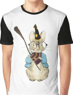 Potter Bunny Graphic T-Shirt