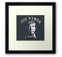 kenda joe Framed Print