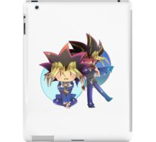 Yugi and Yami iPad Case/Skin