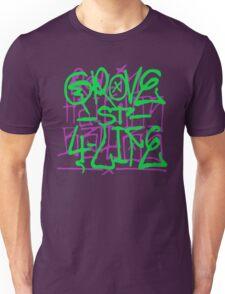 GTA San Andreas -Grove street spray- Unisex T-Shirt