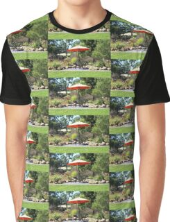 Winery Seating Graphic T-Shirt