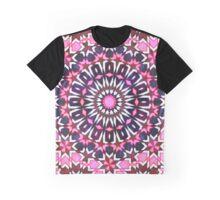 Fez Morrocan Tiles {4H} Graphic T-Shirt