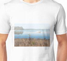 Mist on Smith Lakes Unisex T-Shirt