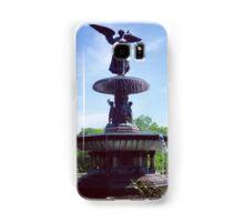 Bethesda Fountain, Central Park, New York. Samsung Galaxy Case/Skin