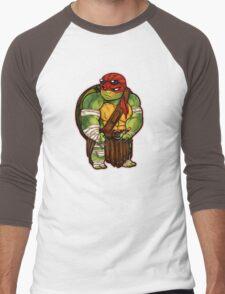 Chibi Raph Men's Baseball ¾ T-Shirt