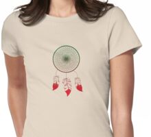 Dream-catcher T-Shirt Womens Fitted T-Shirt