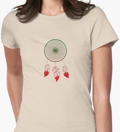 Dream-catcher T-Shirt Womens Fitted T-Shirt