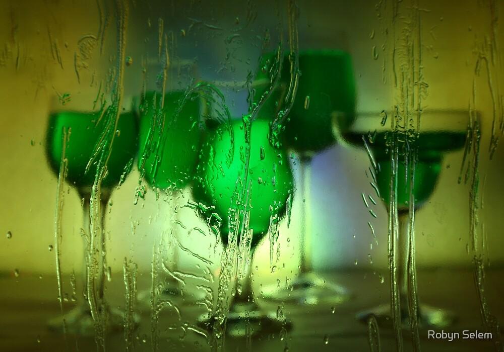 Still Life Four - raining by Robyn Selem