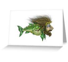 Jesus Fish Greeting Card