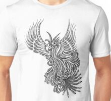 Phoenix tangle  Unisex T-Shirt