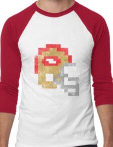 SF - Helmet Men's Baseball ¾ T-Shirt