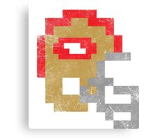 SF - Helmet Canvas Print