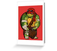 Chibi Raph Greeting Card