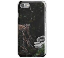 Oregon Mushrooms iPhone Case/Skin