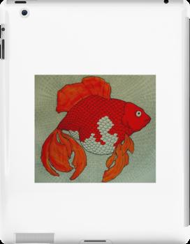 Transcendental Goldfish  by slshuttleworth