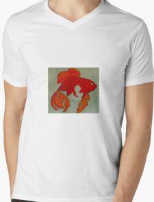 Transcendental Goldfish  Mens V-Neck T-Shirt
