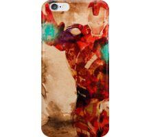 Watercolor Iron Man iPhone Case/Skin