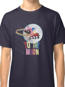 To The Moon! Classic T-Shirt