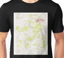 USGS TOPO Map Arkansas AR Newport 259237 1962 24000 Unisex T-Shirt