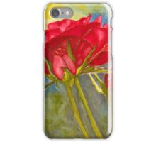Red Roses For Love iPhone Case/Skin