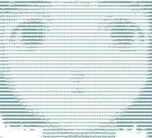 Lain ASCII Sticker