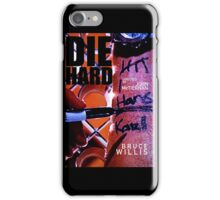 DIE HARD 20 iPhone Case/Skin
