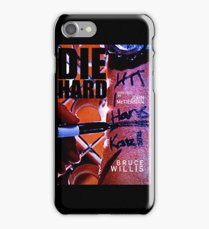 DIE HARD 20 iPhone Case/Skin