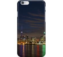 Toronto's Dazzling Skyline Across the Lake iPhone Case/Skin