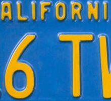 The Golden State '79 Sticker