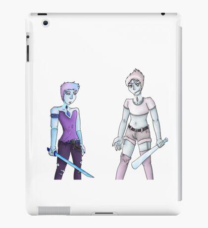dumb ocs iPad Case/Skin
