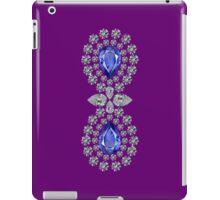 Purple Double Sapphire Ipad Case iPad Case/Skin