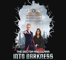 The Doctor and Clara: Into Darkness T-Shirt