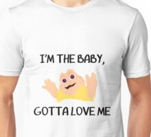 Baby Sinclair Unisex T-Shirt