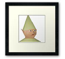 Gnome Child Framed Print