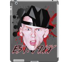 Est 19XX iPad Case/Skin