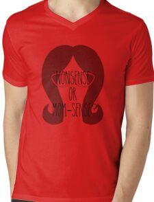 linda belcher Mens V-Neck T-Shirt
