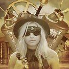 Steampunk Girl by Melissa Park