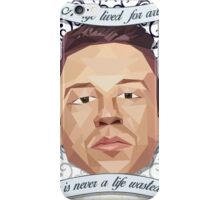 A Cold Ass Honky iPhone Case/Skin
