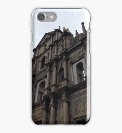 Macau iPhone Case/Skin