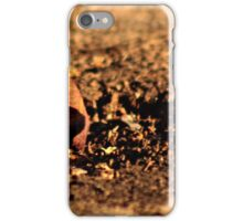 Sorry I missed you iPhone Case/Skin